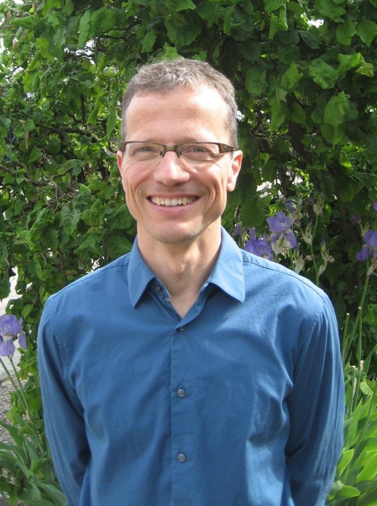 Schulleiter Christoph Hagel